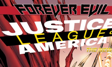 Avant-Première VO: Review Justice League of America #8