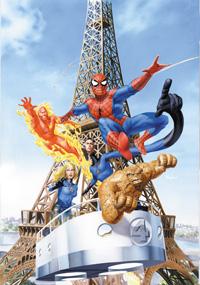 Paris Comics