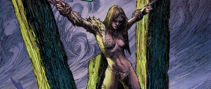 Preview: Witchblade #170