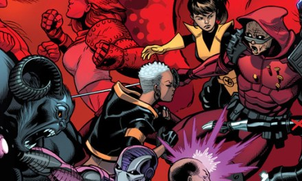 Avant-Première VO: Review Wolverine And The X-Men #37