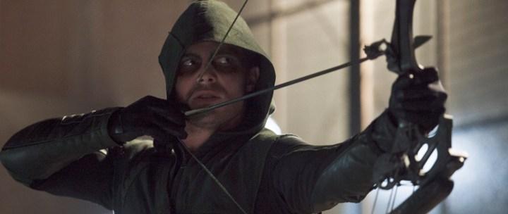 Arrow S02E07