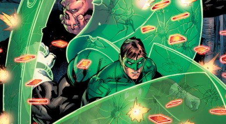 Avant-Première VO: Review Green Lantern #25