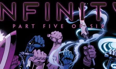Avant-Première VO: Review Infinity #5