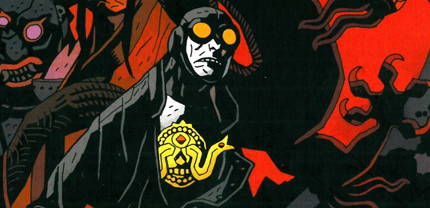 Trade Paper Box #109: Lobster Johnson