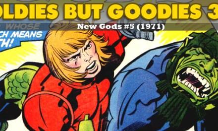 Oldies But Goodies: New Gods #5 (Oct. 1971)