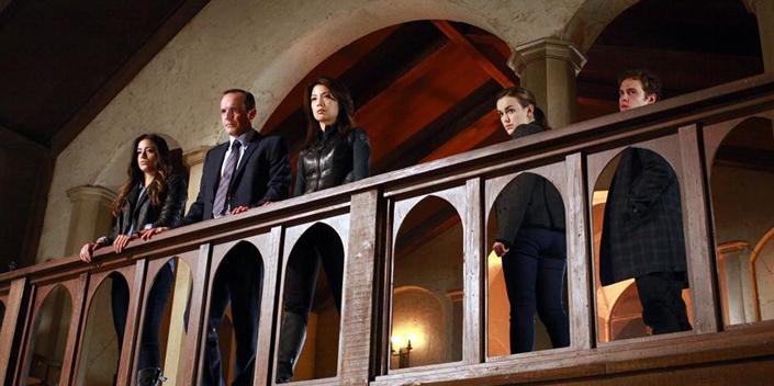 Marvel's Agents of S.H.I.E.L.D. S01E08