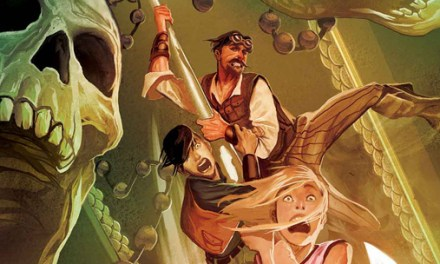 Preview: Disney Kingdoms: Seekers of the Weird #1