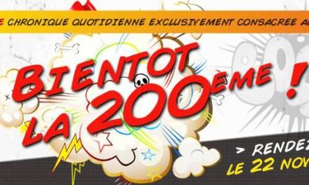 200ème épisode de la Sélection Comics