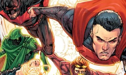 Avant-Première VO: Review Justice League 3000 #1
