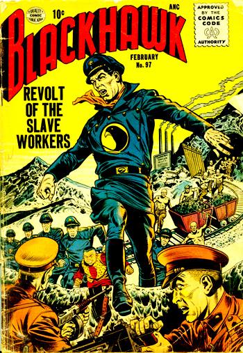 Blackhawk #97 (Feb. 1956)