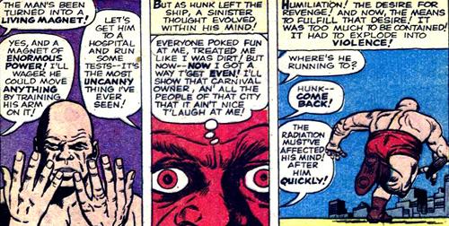 Hunk est devenu... Magneto !
