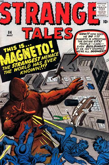 Strange Tales #84 (Mai 1961)