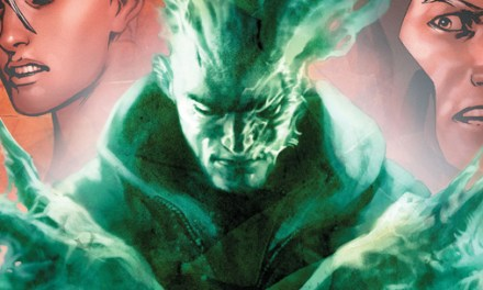 Avant-Première VO: Review Swamp Thing #26