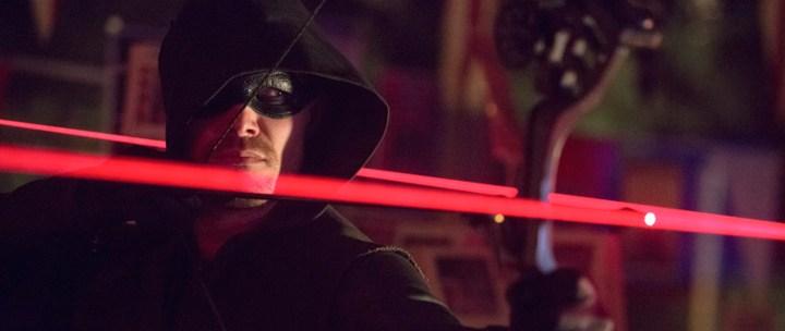Arrow S02E10