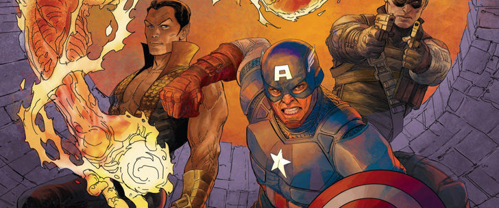 Avant-Première VO: Review All-New Invaders #1