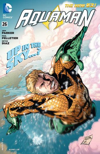 Avant-Première VO: Review Aquaman #26