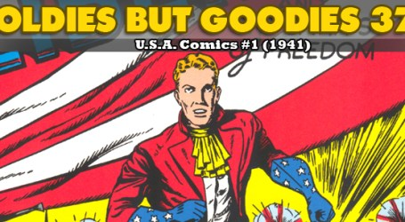 Oldies But Goodies: U.S.A. Comics #1 (août 1941) (5)