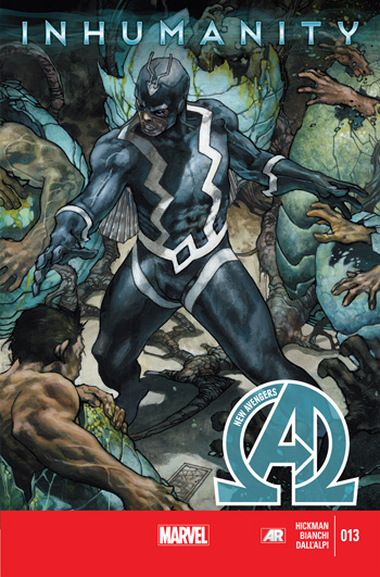 New Avengers #13.INH