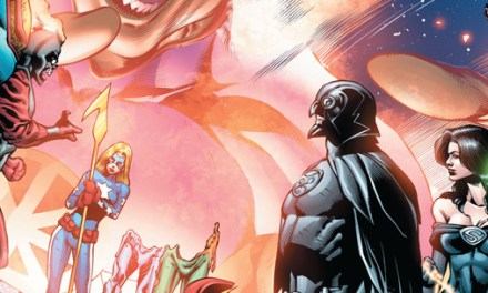 Avant-Première VO: Review Justice League of America #12