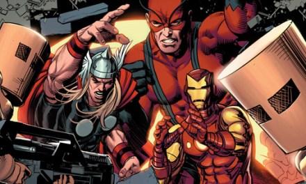 Avant-Première VO: Review Avengers #26