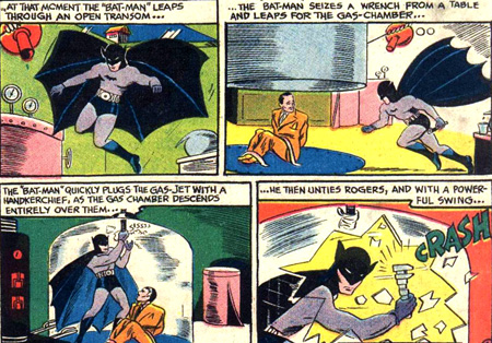 Batman a la rescousse
