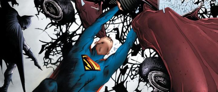 Avant-Première VO: Review Batman/Superman #8