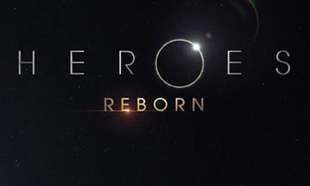 Heroes Reborn @ NBC