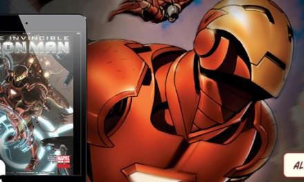 Marvel Global Comics : Les comics numériques Marvel en langue française