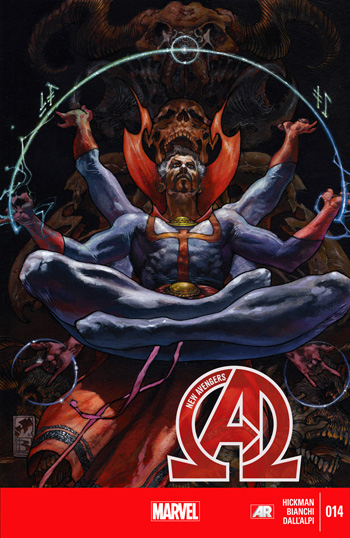 New Avengers #14