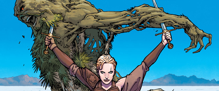 Avant-Première VO: Review Swamp Thing #28