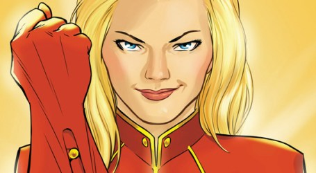 Avant-Première VO: Review Captain Marvel #1