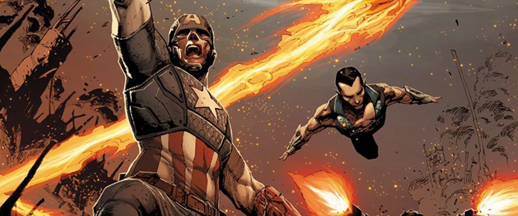Avant-Première VO: Review All-New Invaders #3