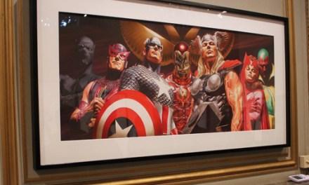 Super-Héros – l'Art d' Alex Ross