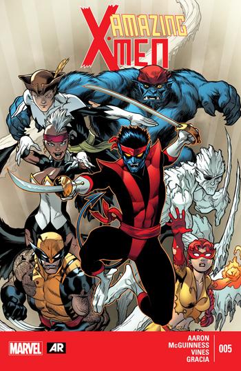 Amazing X-Men #5