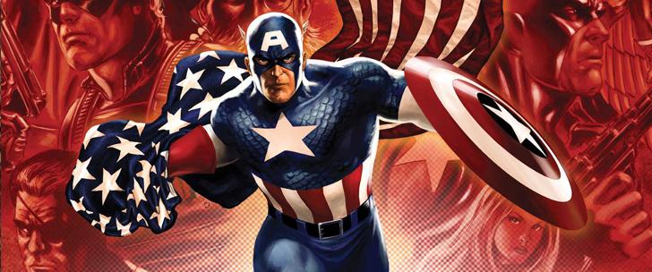 Captain America @ Skript.fr