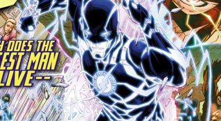 Avant-Première VO: Review Flash Annual #3