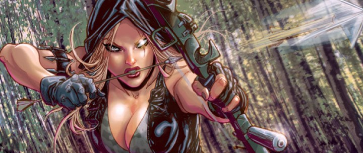 Preview: Grimm Fairy Tales Presents Robyn Hood: Legend #2