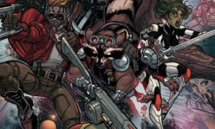 Preview: Guardians of the Galaxy #14