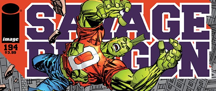 Preview: Savage Dragon #194