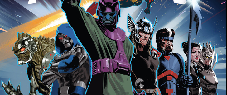 Avant-Première VO: Review Uncanny Avengers #19