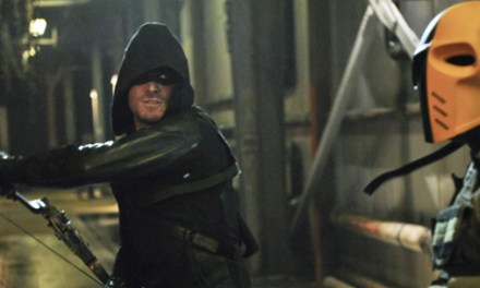 Arrow S02E21