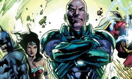 Avant-Première VO: Review Justice League #30