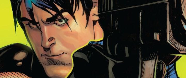 Avant-Première VO: Review Grayson #1