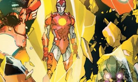 Avant-Première VO: Review Avengers #34