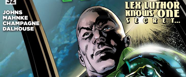 Avant-Première VO: Review Justice League #32