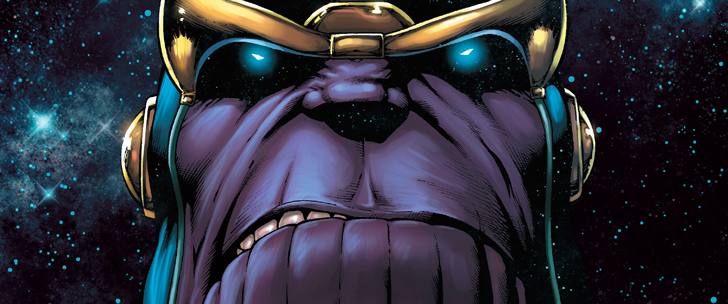 Avant-Première VO: Review Thanos: The Infinity Revelation