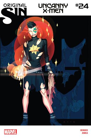 Uncanny X-Men #24