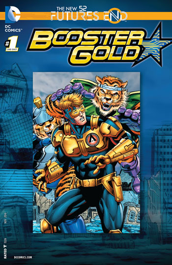 Booster Gold – Futures End #1