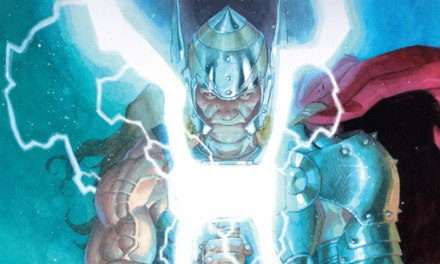 Avant-Première VO: Review Thor: God of Thunder #25