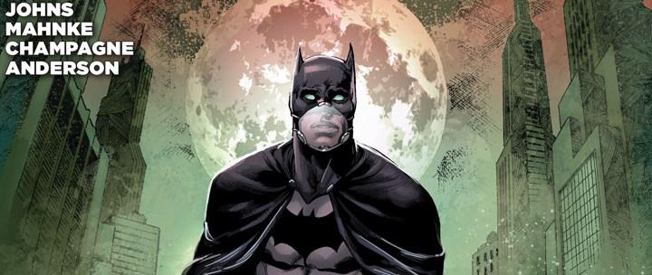 Avant-Première VO: Review Justice League #35